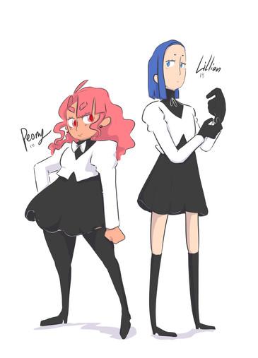 Liatris: Peony and Lillian (2019)
