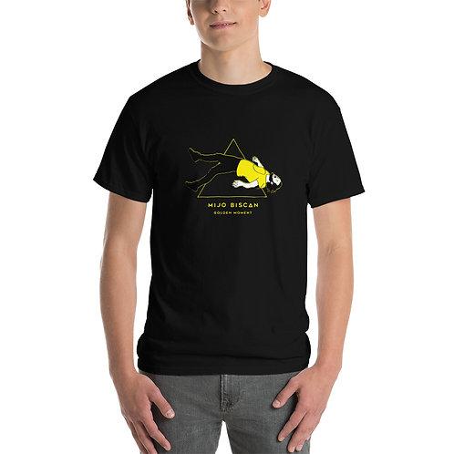Floating Mijo Graphic - Black T-Shirt