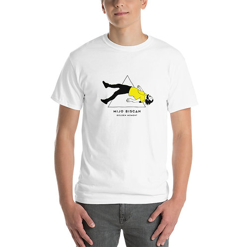 Floating Mijo Graphic - Light T-Shirt - White/Grey/Yellow