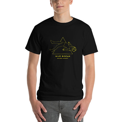 Floating Mijo Drawn - Black T-Shirt