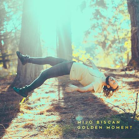 Mijo Biscan - Golden Moment - Album Cover.png