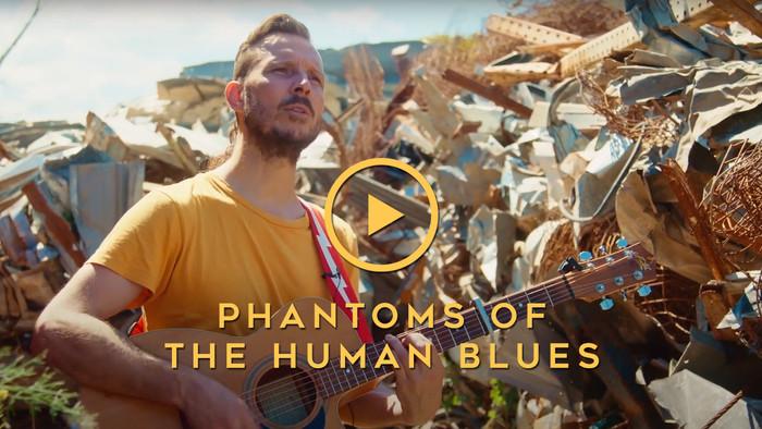 Phantoms Of The Human Blues - Live Acoustic Version