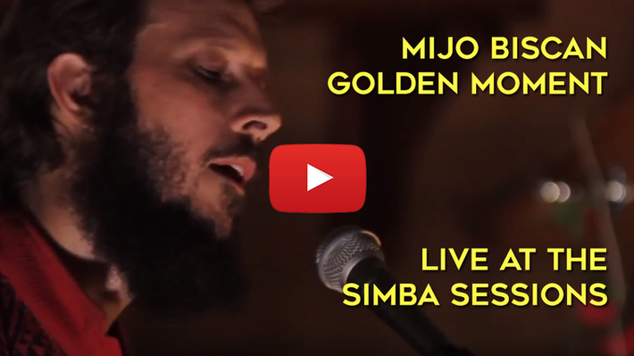 Golden Moment Live @ Simba Sessions