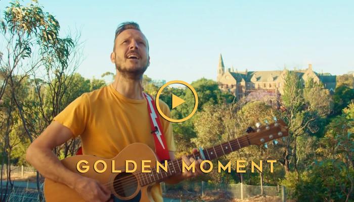 Golden Moment - Live Acoustic Version
