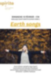 Earth Songs, Conférences Vocales, Spirito, Jeune choeur symphonique, jeune choeur d'Auvergne, Laetitia Toulouse, Lyon, Basilique St-Martin d'Ainay 2019