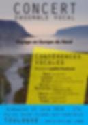 Concert Conférences Vocales Laetitia Toulouse 2014 Voyage en Europe du Nord
