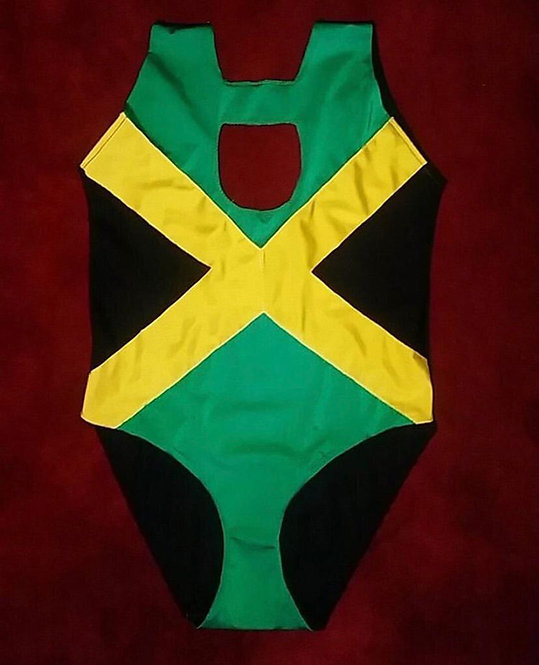 Jamaica Cut Out - One Piece