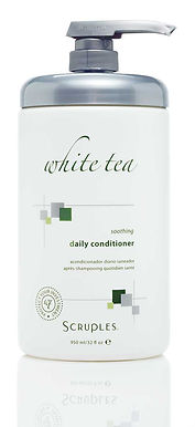 WHITE TEA - SOOTHING Daily Conditioner - liter