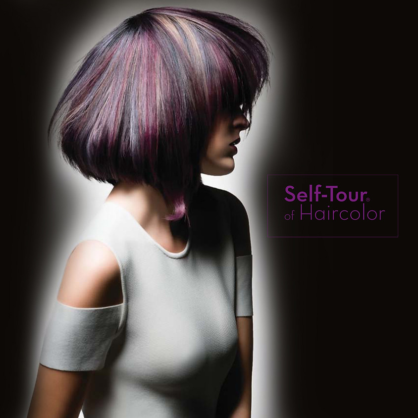 Scruples - Self Tour of Haircolor