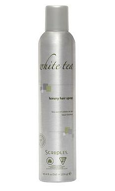 WHITE TEA - Luxury Hairspray - 265ml