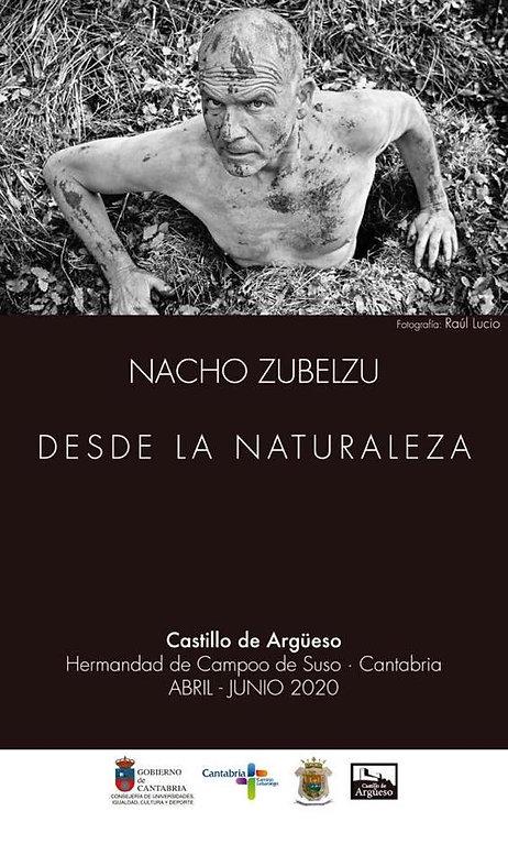 "NACHO ZUBELZU ""DESDE LA NATURALEZA"""
