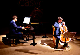 RECITAL DE PIANO Y CELLO. 25 de mayo 2019