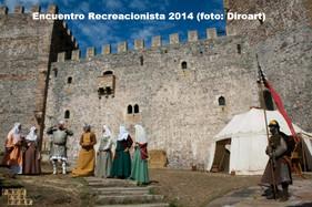 Encuentro Recreacionista: cómo se vivía en un Castillo en el S.XIII
