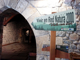 """EXPOSICIÓN """"VIVIR EN RED NATURA 2000. VIVIR CON OSOS"""". FEBRERO/MARZO"""