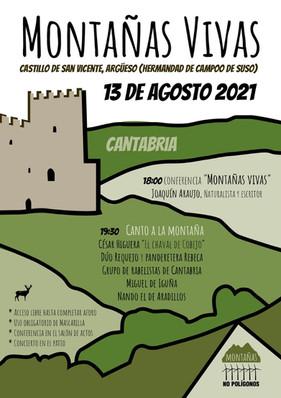 Conferencia a cargo de Joaquín Araujo y concierto de música tradicional