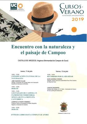 ENCUENTRO CON LA NATURALEZA Y EL PAISAJE DE CAMPOO U.C
