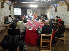 """Curso: """"Red Natura 2000 y Oso: Conflictos y Oportunidades'"""