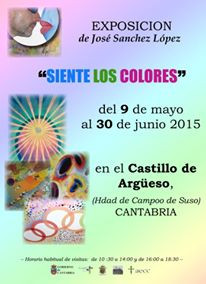 """""""Siente los Colores"""", de José Sánchez López (hasta el 30 de junio)"""