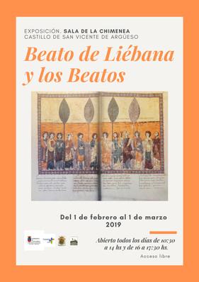 """Exposición """"Beato de Liébana y los Beatos"""". Sala de la Chimenea. Febrero 2019"""