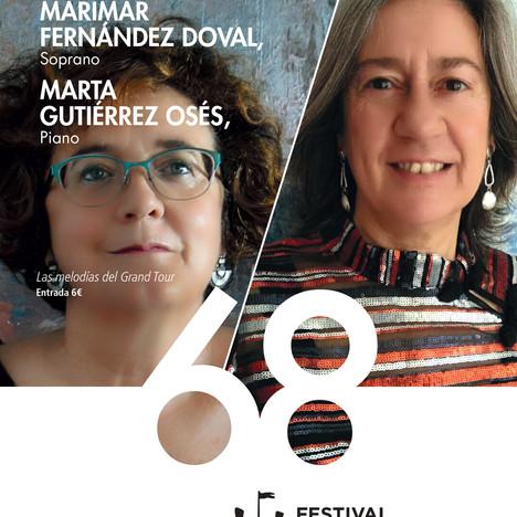 CONCIERTO FESTIVAL INTERNACIONAL SANTANDER. Marcos Históricos de Cantabria. 17 de agosto 2019