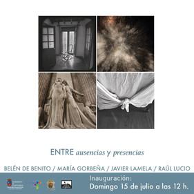 """Julio/agosto: """"Entre Ausencias y Presencias"""" Exposición colectiva de Fotografía"""