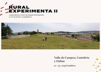 Rural Experimenta II. Laboratorio Rural de Experimentación e Innovación Ciudadana, 21/09/2020