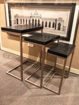 THREE STEPS TABLE