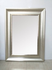 WOOD FRAME SILVER