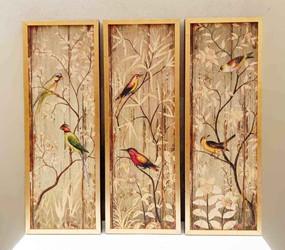 CALIMA BIRD WALL DECOR