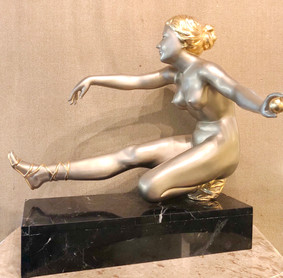 PLAY TIME BRONZE FEMALE