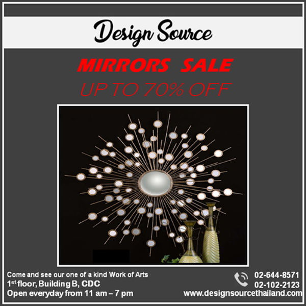 Design Source sales banners CDC E NEWSLE