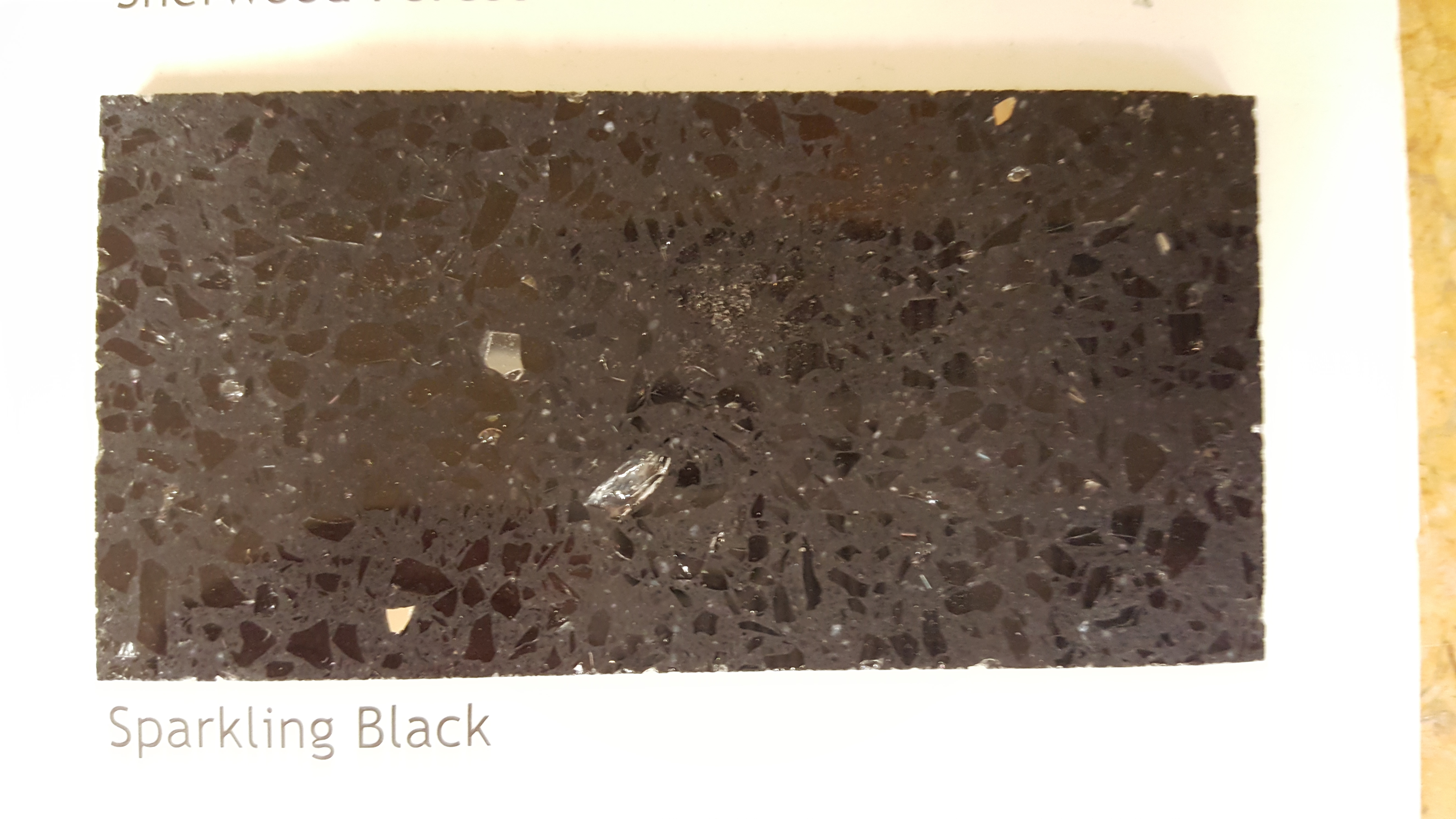 Sparkling Black