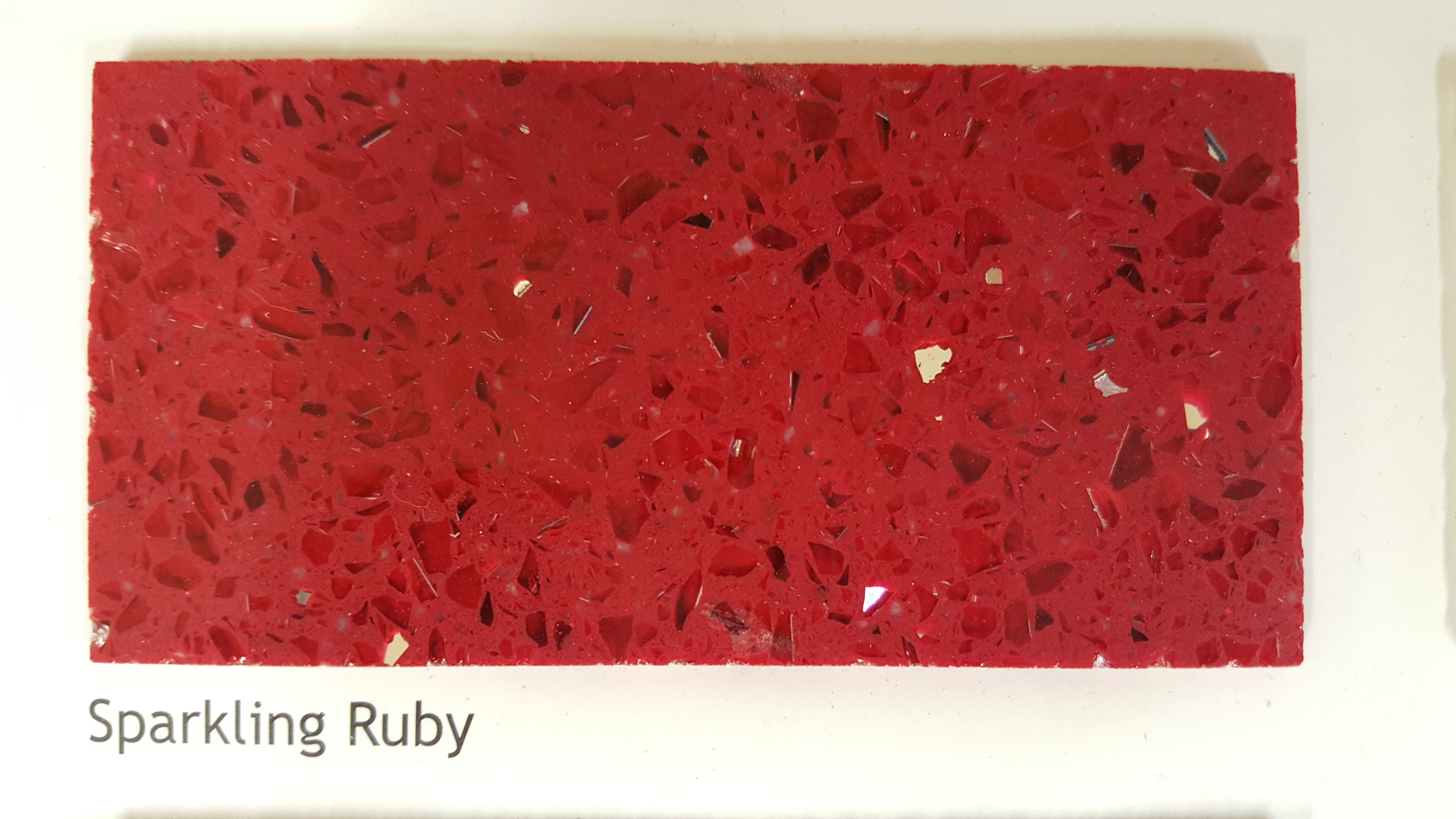 Sparkling Ruby