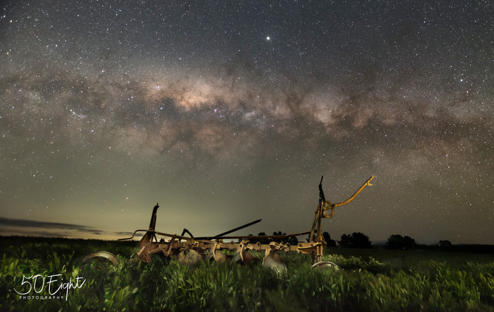 Ploughing under the Stars