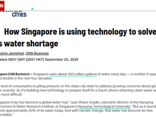 EcoWorth Tech featured in CNN's Innovative Cities