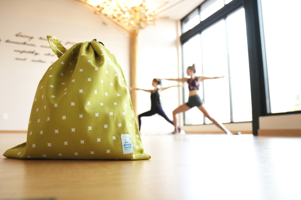 Hot Yoga Bag