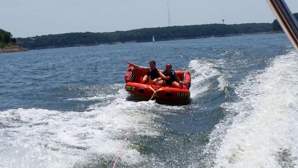tubing fun