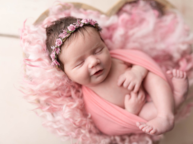 © Victoria Griest Photography | Massillon, Ohio Newborn Photographer