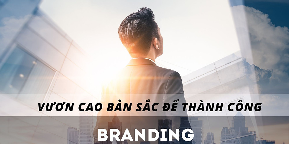 BRANDING YOURSELF FOR SUCCESS