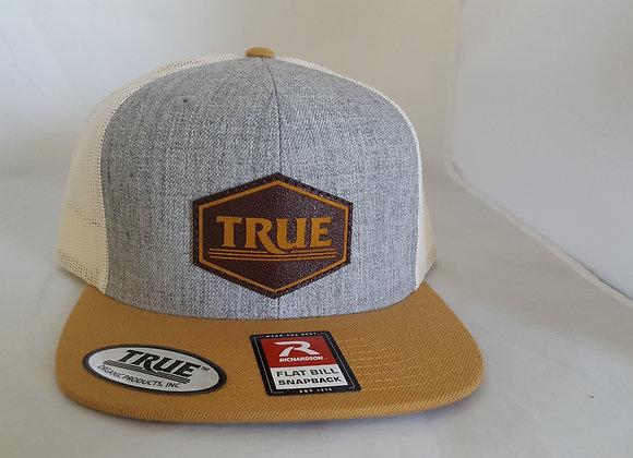 12 Light Brown TRUE Hats