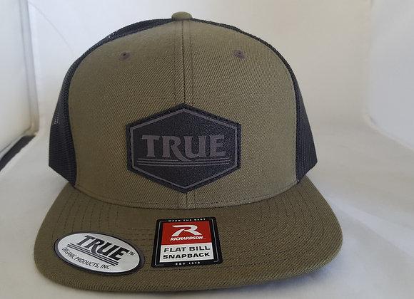 12 Foggy Grey TRUE Hats