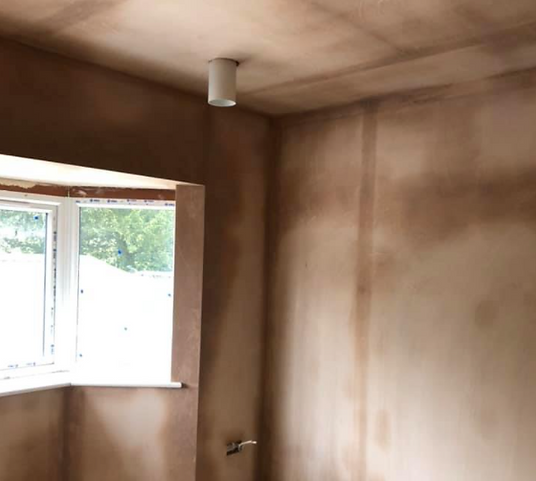 Newly plastered room.PNG