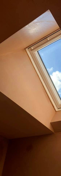 Recently plastered skylight.jpg