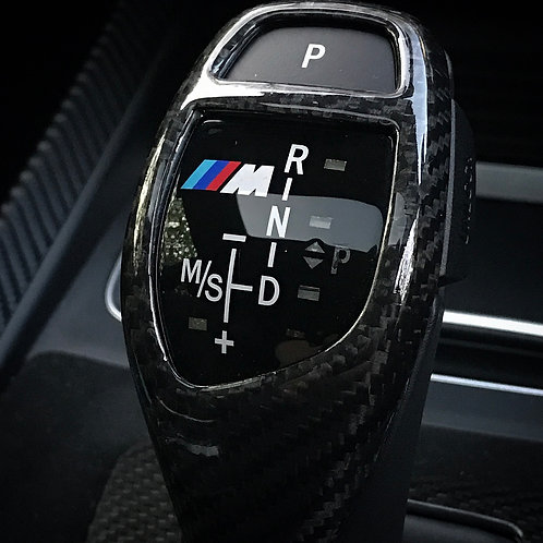 BMW M Style Gear Indicator Cover