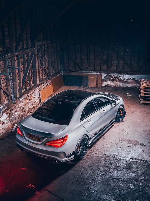 45AMG Stage 4 Vehicle Package
