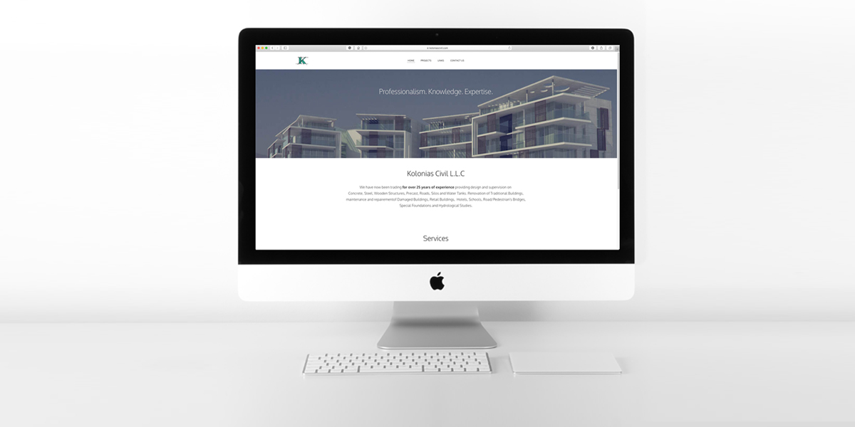 kolonias website