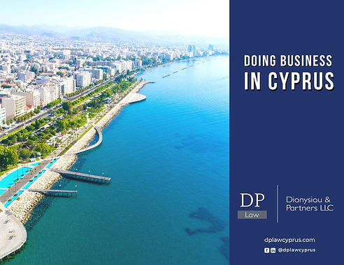 Doing Business in Cyprus Brochure