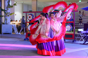 Fan Dance by KAYPA