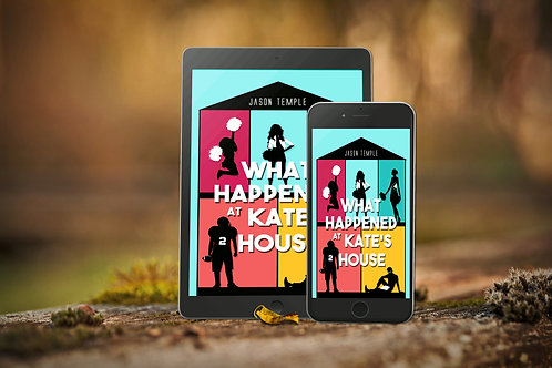 What Happened at Kate's House - EPUB eBook Edition