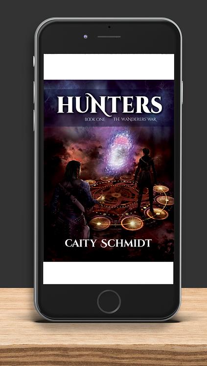 Hunters: Wanderers' War Book 1 - eBook MOBI